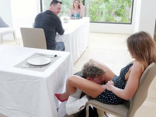Imagem Xvideos brasileiro Mulher sendo chupada por amigo do marido
